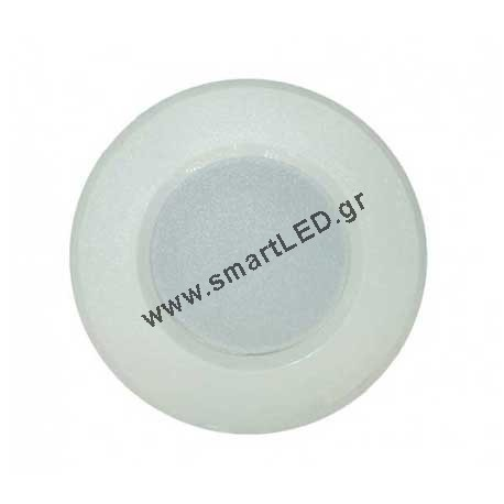 Panel Light 2,5inches white 3w